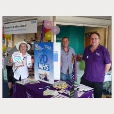 NHS 70th Birthday