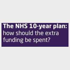 Locals must decide where extra  health funding is to be allocated